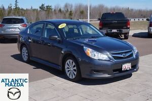 2012 Subaru Legacy 2.5i! Winter Wheels and Tires! Leather