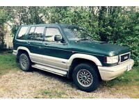 7 seater, 2/4WD, Lotus Handling, big comfortable car. 12 mths MOT, 4 new tyres, batt, turbo, 6 doors