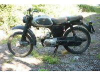 yamaha 50 yf1 1966