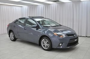 2014 Toyota Corolla LE ECO SEDAN w/ BLUETOOTH, HTD SEATS, SUNROO