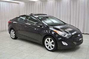 2013 Hyundai Elantra LIMITED ECO SEDAN w/ HTD LEATHER, BLUETOOTH