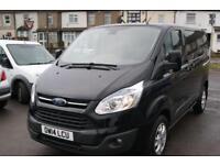 Ford Transit Custom 270 Limited Lr Pv (black) 2014