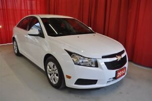 2014 Chevrolet Cruze LT TURBO - One Owner