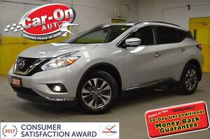 2017 Nissan Murano SV AWD PANO ROOF NAV PWR GRP REMOTE START