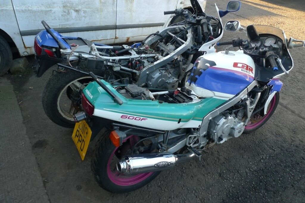Honda CBR600 x2 Motorcycles  Parts or Repair  Project  Yellow 13 Bike  Breakers  Fife Scotland  | in Kennoway, Fife | Gumtree