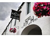 Chef de Partie - The Arch Inn, Ullapool. NW Highlands