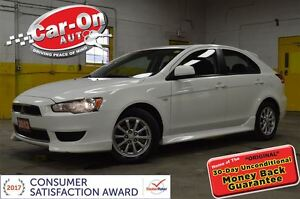 2013 Mitsubishi Lancer SPORTBACK SUNROOF ALLOYS