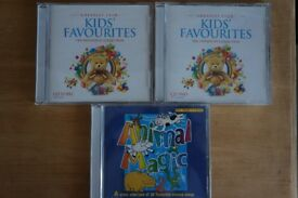 CD's for kids