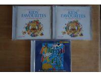 CD's for kids