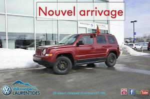 Jeep Patriot 2011 **NORTH EDITION**REGULATEUR DE VITESSE**MAGS 1