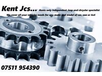 Kent Jcs....... Jeep and chrysler specialist & General Mechanic's Mot & Service's
