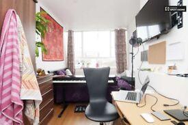 Double room to rent in Nice flat in Putney Heath