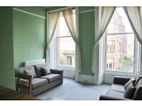Beautiful 2 double bedroom flat in Glasgow West End