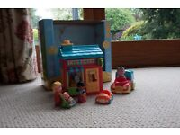 Happyland Tommy's Toy Shop - with all accessories in set and box - Excellent Condition