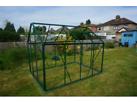 6' x 8' Greenhouse, new/used.
