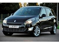 2010 Renault Grand Scenic 2.0 dCi FAP Privilege 5dr (Tom Tom)+DIESEL+1 FORMER KEEPER+12 MONTHS MOT