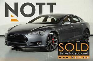 2014 Tesla Model S P85D **SOLD**  Auto-Pilot, Ludicrous Mode, Pa