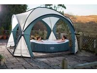 BRAND NEW Lay Z Spa Dome Tent (Lazy spa) - RRP £200+ - **FINAL REDUCTION – 24hr OFFER ONLY**