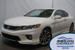 2014 Honda Accord EX-L-,NAVI, V6 ,TOIT, CAMERA ,42794 KM