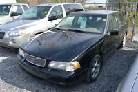 2000 Volvo S70 ONLY $980