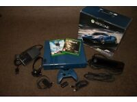 Xbox One 1TB Forza Special Edition w/ Kinect | 2 Games and great Accessories!!..