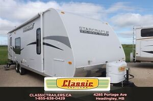 2011 starcraft 285RLSA This couples trailer is in great shape wi