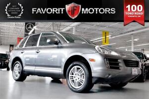 2009 Porsche Cayenne S AWD | LTHR | 5-PASSENGER | HEATED SEATS/S