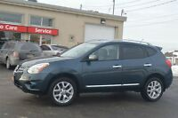 2012 Nissan Rogue NAVIGATION LEATHER SUNROOF