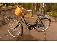 Vintage 1960's Flying Pigeon Bicycle. Must be seen.