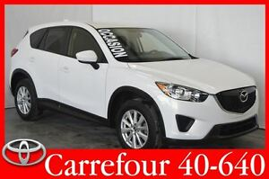 2013 Mazda CX-5 GX 2WD 2.0L SkyActiv Bluetooth+Mags Automatique