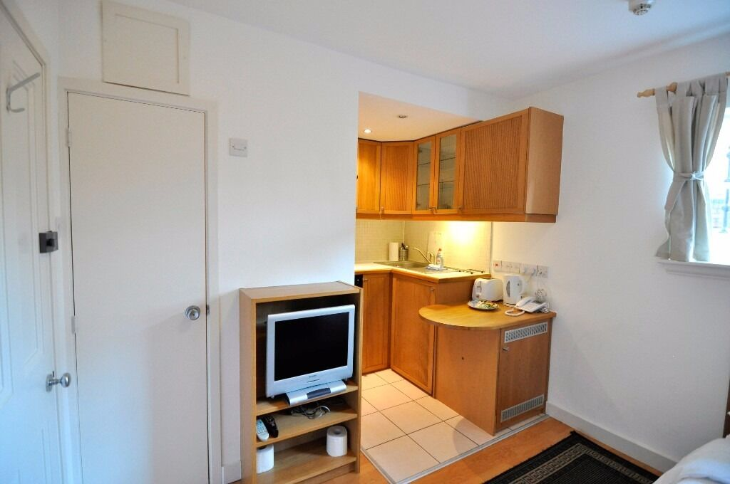 A beautifully presented studio flat Hammersmith