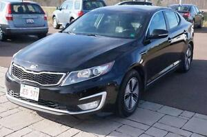 2012 Kia Optima Heated Seats! Cruise! Bluetooth! Back-Up Cam!