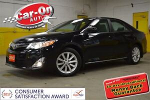 2013 Toyota Camry XLE LEATHER SUNROOF NAV REAR CAMERA