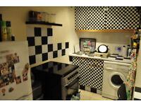 £190 / w - Spacious double studio flat, W14