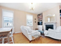Two bedroom, two bathroom apartment in Maida Vale W9