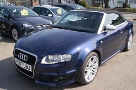Audi RS4 Quattro (blue) 2007