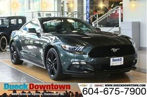 2015 Ford Mustang EcoBoost - MANUAL-10000 kms !