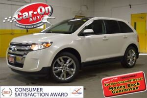 2013 Ford Edge SEL LEATHER PANO ROOF NAV LOADED