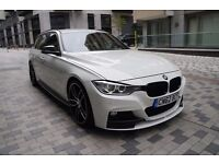 BMW 3 Series 3.0 330d M Sport (Start/Stop) Full Service History