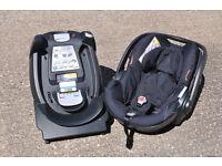 Stokke Izi Go Car Seat and Iso-fix Base