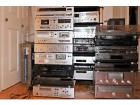 I will sell or buy HI FI vintage equipment.