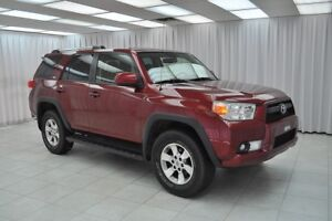 2013 Toyota 4Runner SR5 7PASS 4x4 SUV w/ BLUETOOTH, NAVIGATION,