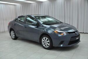 2014 Toyota Corolla LE SEDAN w/ BLUETOOTH, HEATED SEATS, USB/AUX