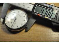 Swiss Pocket Watch