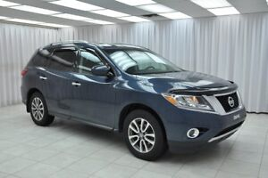 2014 Nissan Pathfinder 3.5SV 4x4 7PASS SUV w/ BLUETOOTH, HEATED