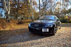 Audi TT 225 ban engine Quattro coupe
