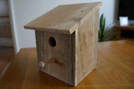 Handmade Bird Box