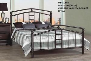 METAL BEDS ON SALE: GRAND SALE- UPTO 50% OFF (AD 545)