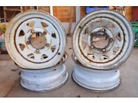 Land Rover Wheels