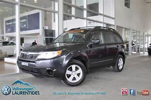 2010 Subaru Forester 2.5 X Outdoor Package**SIÈGES CHAUFFANTS**R